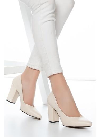Muggo Ayakkabı Krem